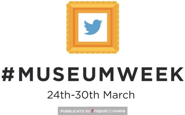 #museumweek napoli madre