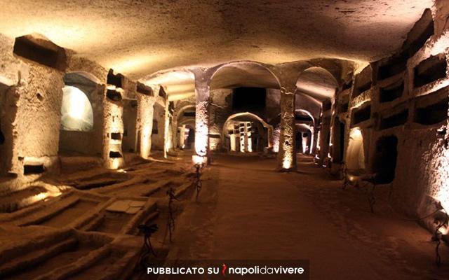 serata Jazz nelle catacombe di san gennaro
