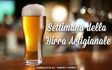 Settimana della Birra Artigianale in Campania