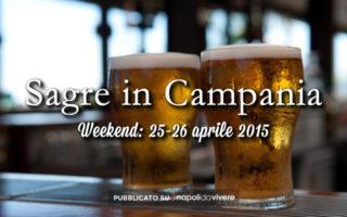 4 sagre da non perdere in Campania: weekend 25-26 aprile 2015