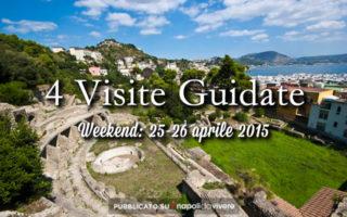4 visite guidate da non perdere: weekend 25-26 aprile 2015