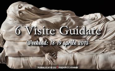 6 visite guidate da non perdere: weekend 18-19 aprile 2015