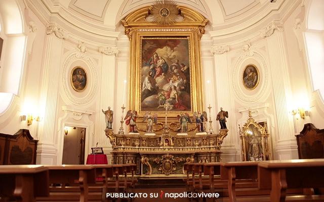 Dal Pio Monte al Real Monte Manso di Scala Visita guidata esclusiva