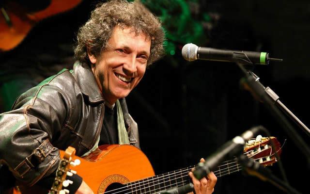 Eugenio Bennato in concerto gratuito all'Asilo Filangieri