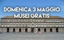 Musei gratis domenica 3 Maggio 2015  #DomenicalMuseo