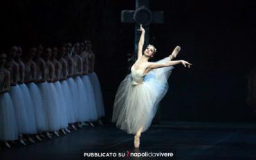 Giselle in scena al Teatro San Carlo