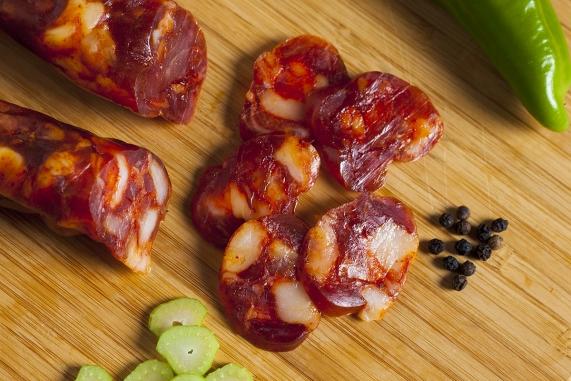 sagra della salsiccia rossa