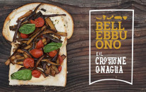 Crostone canaglia: lo street food a 5 stelle a Chiaia