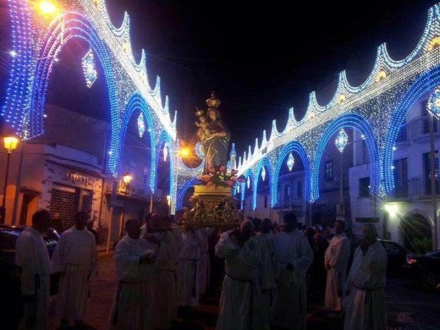 Festa di Maria SS di Costantinopoli a Cellole (CE)