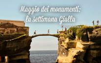 Maggio dei monumenti 2015|Programma Settimana Gialla 22-28 maggio