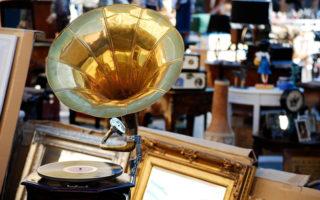 Mostra-mercato dell'artigianato nel centro storico di Napoli