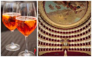 Aperitivo e visita notturna al Teatro San Carlo
