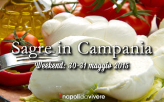 5 sagre da non perdere: weekend 30-31 maggio 2015