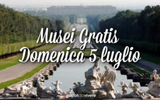 Musei gratis domenica 5 luglio 2015| #DomenicalMuseo