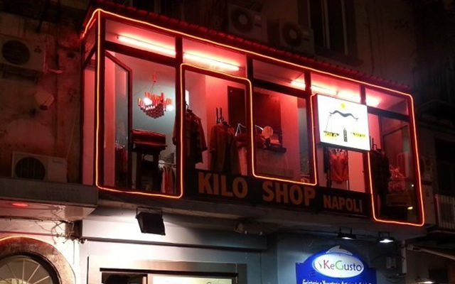 kilo shop napoli