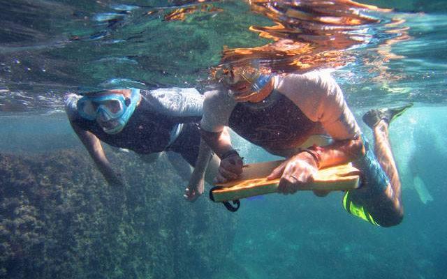 Immersioni e Snorkeling alla Gaiola