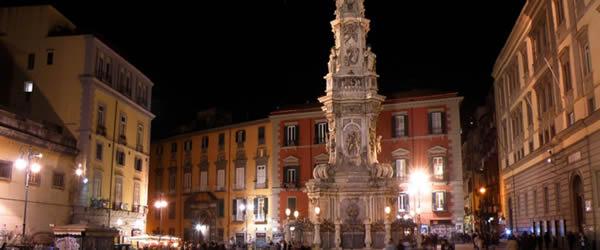 Notte Bianca delle Libro 2015 a Napoli centro storico