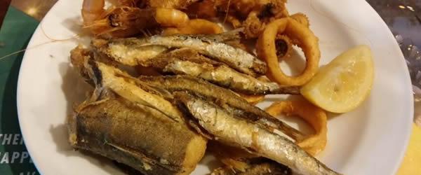 fish experience napoli