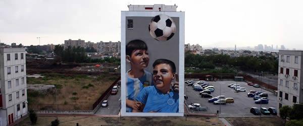 inward ponticelli streetart