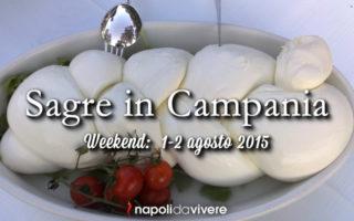 5 Sagre da non perdere in Campania: weekend 1-2 agosto 2015