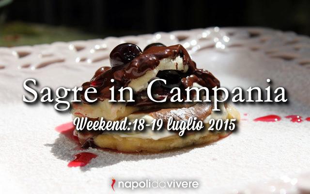 sagre in campania weekend 18-19 luglio 2015