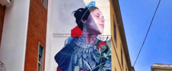street art a napoli materdei