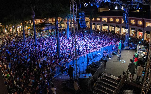 summer festival 2015 reggia outlet