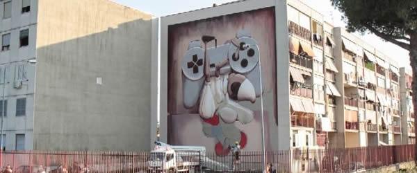 zed ponticelli streetart