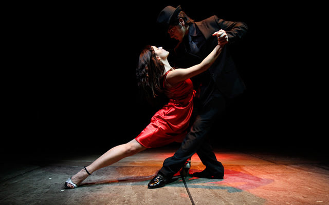 Festival Internazionale del Tango Argentino a Napoli
