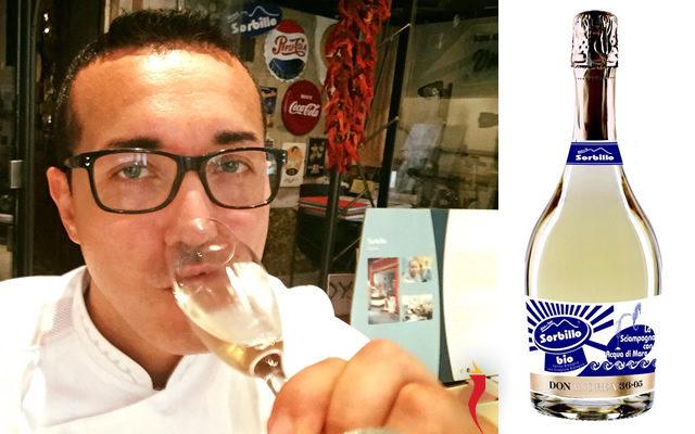 Champagne con Acqua di Mare di Sorbillo