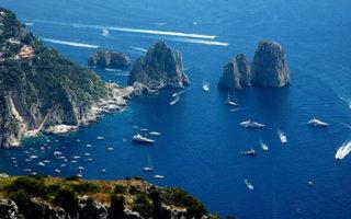Settembrata Anacaprese 2015 sull'Isola di Capri