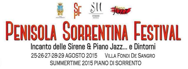 penisola sorrentina festival 2015
