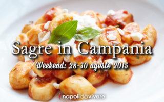 6 Sagre da non perdere in Campania: weekend 28-30 agosto 2015