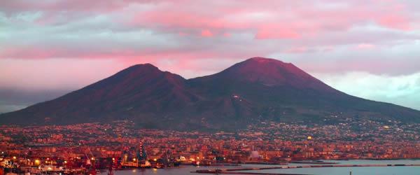 Escursione sul Vesuvio
