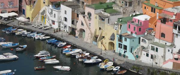 Il Borgo di Marina di Corricella