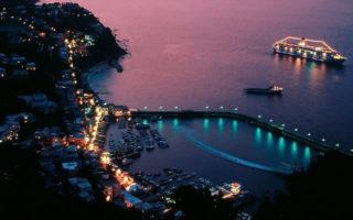 Piedigrotta Tiberiana 2015 a Capri