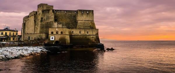 castel dell'ovo Cose da fare sempre Gratis a Napoli