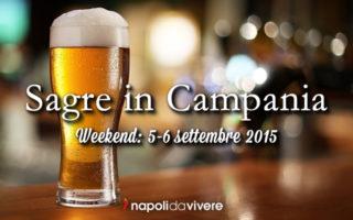 5 Sagre da non perdere in Campania: weekend 5-6 settembre 2015