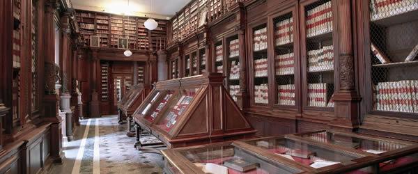 Biblioteca Nazionale di Napoli Cose da fare sempre Gratis a Napoli