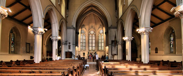 Chiesa Anglicana di via S. Pasquale a Chiaia