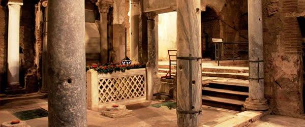 Complesso delle Basiliche Paleocristiane di Cimitile