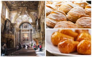 Dolci tentazioni nei Monasteri di Napoli