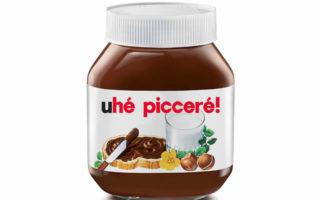 Nutella crea i barattoli con le frasi in napoletano