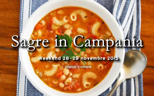 4 sagre da non perdere in Campania: weekend 28-29 novembre 2015