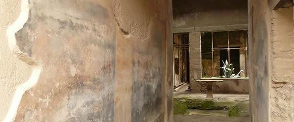 Casa del Sacerdos Amandus pompei