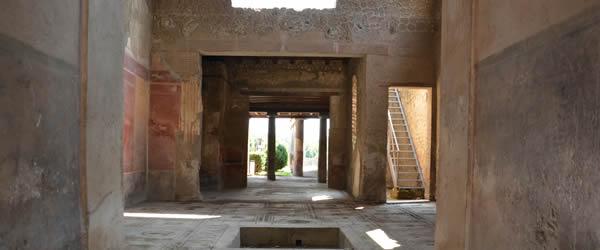 Casa di Paquio Proculo pompei