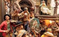 Fiera Natalizia e dei Presepi 2015 a San Gregorio Armeno di Napoli
