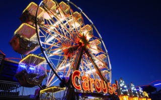 Luna park gratuito al Centro Commerciale Campania
