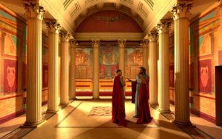 Pompei ed Ercolano, vita all'ombra del Vesuvio: Mostra virtuale Gratuita
