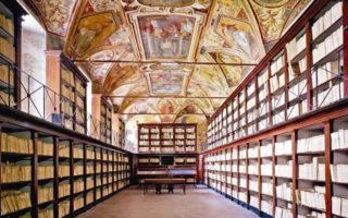 Visita guidata e concerto gratuito all'Archivio di Stato a Napoli